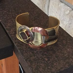 Jewelry - Multi metal cuff